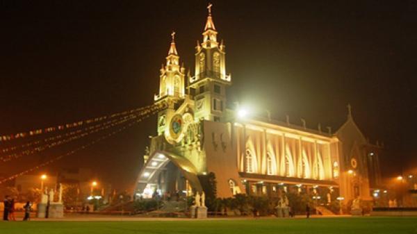 Nhà thờ Chánh tòa Thái Bình: Một trong những nhà thờ đẹp nhất Việt Nam