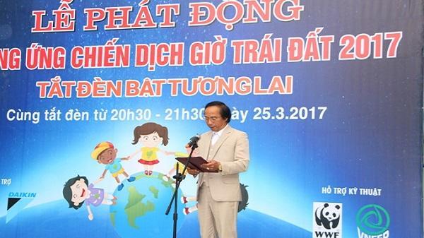 """Thái Bình phấn đấu tiết kiệm hơn 30 nghìn kWh điện trong """"Giờ Trái đất năm 2017"""""""