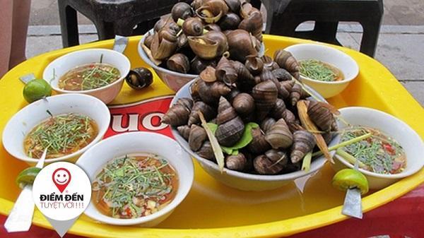 Top 6 con phố ẩm thực tuyệt vời nhất thành phố Thái Bình