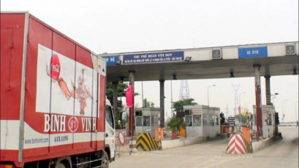Giảm giá vé cho các phương tiện qua trạm BOT Tân Đệ - Thái Bình