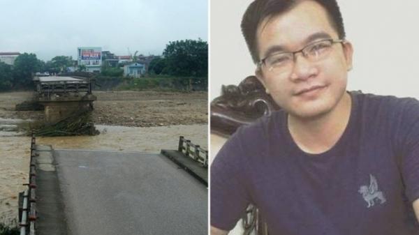 Đã tìm thấy thi thể phóng viên TTXVN bị lũ cuốn khi đang tác nghiệp tại Yên Bái
