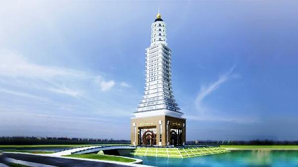 Tháp Thái Bình 300 tỷ gây xôn xao: Đầu đuôi lủng lẳng