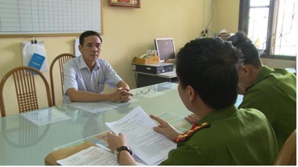 Thái Bình: Khởi tố nguyên Chủ tịch UBND xã làm thất thoát tài sản của Nhà nước