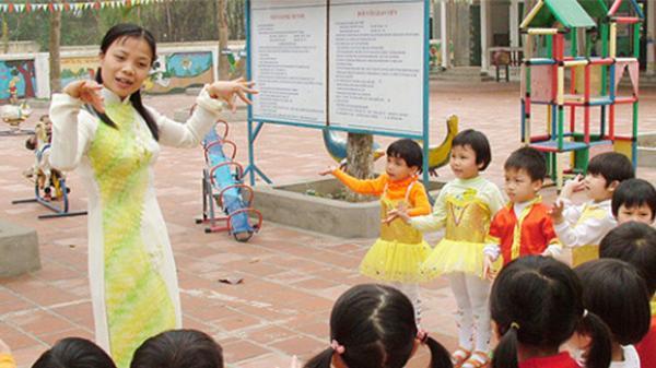 Tâm sự của cô giáo mầm non quê Thái Bình phải bán hàng online kiếm sống