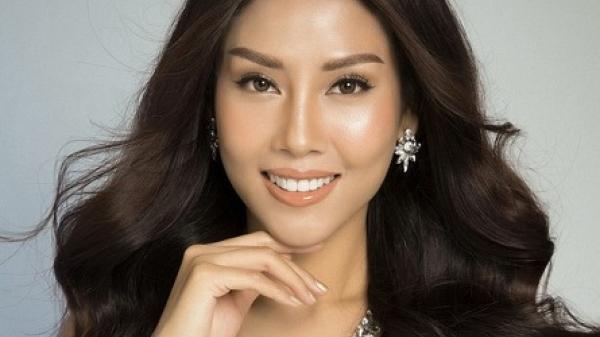 Người đẹp gốc Thái Bình Nguyễn Thị Loan lọt top 9 gương mặt nổi bật nhất HH Hoàn vũ thế giới 2017