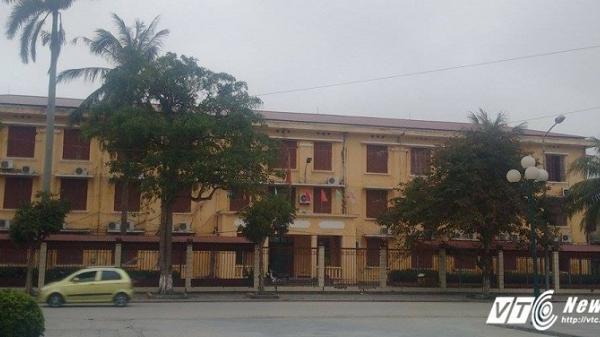 Thái Bình: Xôn xao cơ quan tỉnh có 19 cán bộ thì tới 13 người làm lãnh đạo