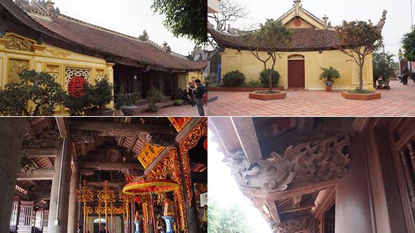 Tiếc nuối ngắm lại kiến trúc tinh xảo của ngôi đình hơn 300 năm tuổi giờ chỉ còn tro tàn ở Thái Bình