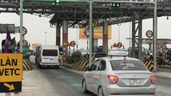Chính phủ yêu cầu TPHCM và Thái Bình thực hiện thu phí không dừng