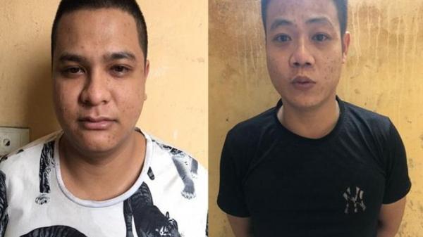 Bắt hai đối tượng bẻ khóa, trộm cắp xe máy của thanh niên quê Thái Bình lúc nửa đêm