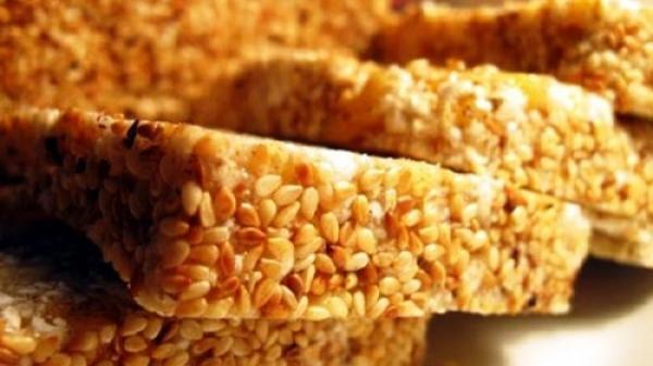 Bánh cáy làng Nguyễn - đặc sản quê lúa