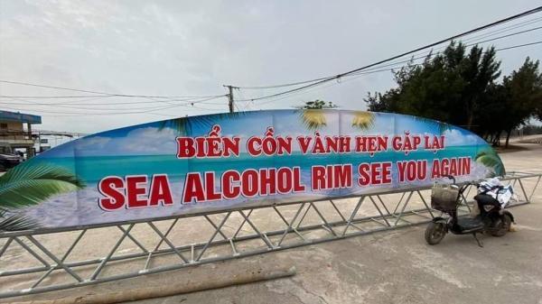 Thái Bình: Khu du lịch Cồn Vành lên tiếng về sự cố cổng chào bị dịch sai