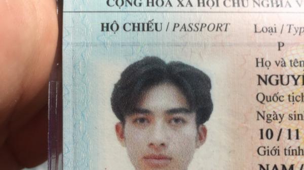 Xuất hiện nam thần ảnh hộ chiếu: Soái ca mét tám học siêu đỉnh, chiếc mũi quá xuất sắc, ngắm ảnh đời thường còn thích mắt hơn!