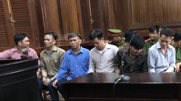 3 án tử cho đường dây chôn 5 kg ma túy dưới nhà vệ sinh