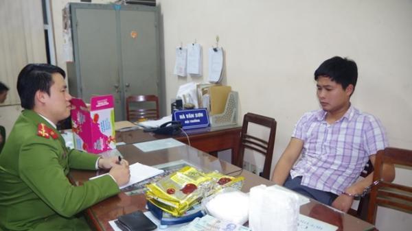 Thái Nguyên: Tóm gọn đối tượng buôn gần 2kg ma túy đá về bán kiếm lời
