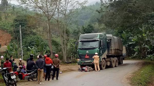 Kinh hoàng va chạm giao thông nghiêm trọng khiến một người tử vong