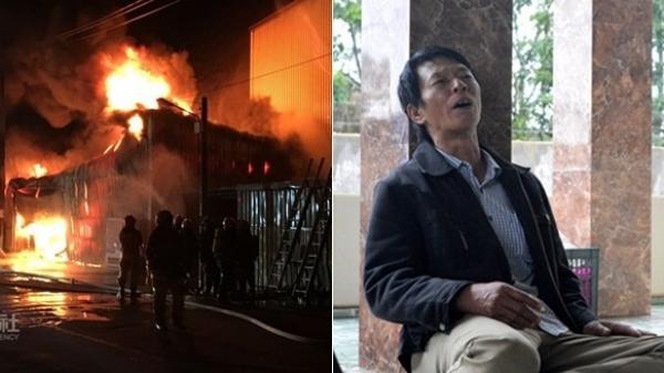 Người Việt tử nạn tại Đài Loan: 'Cho mẹ lạy con 3 lạy'