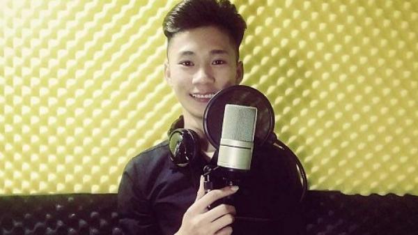 CLIP: Chàng sinh viên 9x Thái Nguyên đa tài và những bản nhạc Rap xúc động về quê hương
