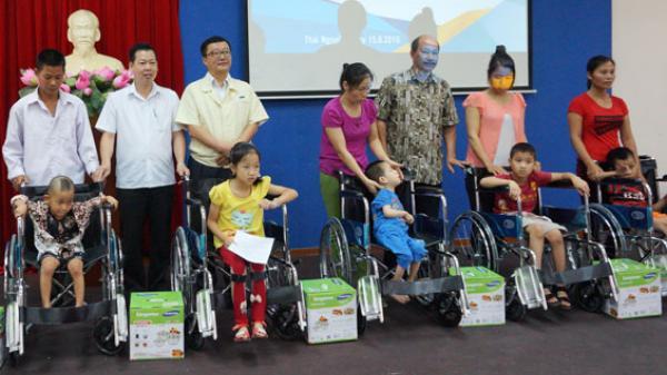 Thái Nguyên - địa phương dẫn đầu về  thực hiện quyền trẻ em