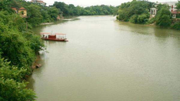 Thái Nguyên: Đã vớt được thi thể nạn nhân ở sông Đào