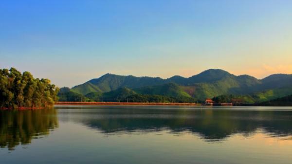 Kinh nghiệm du lịch Hồ Núi Cốc Thái Nguyên
