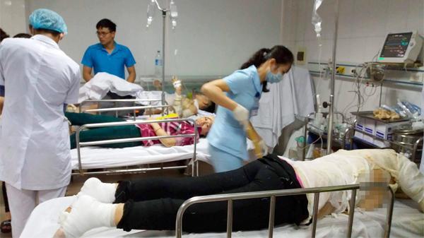 Nổ lò hơi khiến 5 công nhân bị thương, nữ Phó quản đốc tử vong