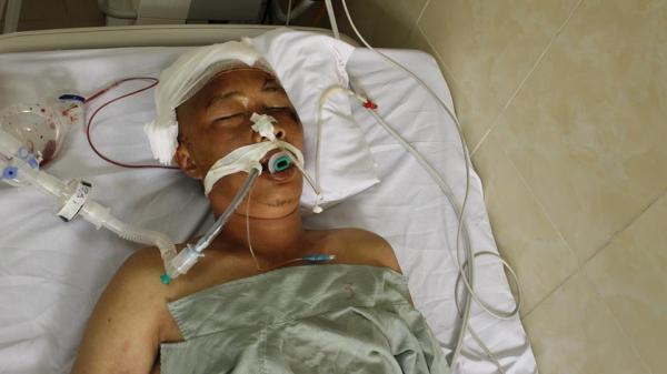 Bệnh viện E tìm người thân cho bệnh nhân hôn mê sâu do tai nạn giao thông