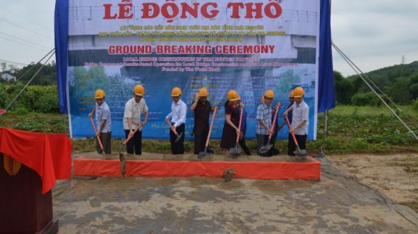 Xây dựng 35 cầu dân sinh tại Thái Nguyên từ vốn vay WB