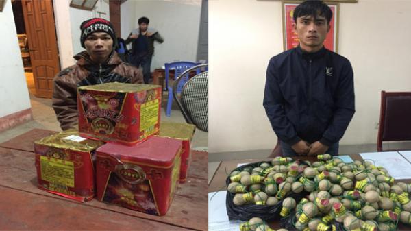 Thái Nguyên: Bắt và xử lý nghiêm các đối tượng mua bán pháo nổ trên địa bàn