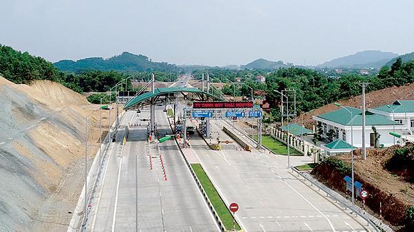 Bắt đầu thu phí tuyến đường Thái Nguyên – Chợ Mới từ ngày 25/1