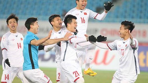 Kiến nghị tặng thưởng Huân chương xứng đáng cho U23 Việt Nam