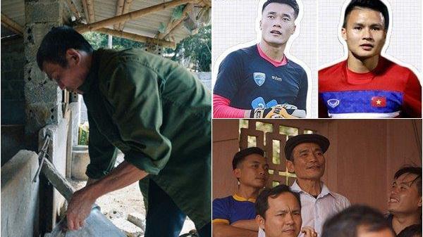 Bố mẹ Quang Hải, Tiến Dũng hủy đi Trung Quốc vào phút chót