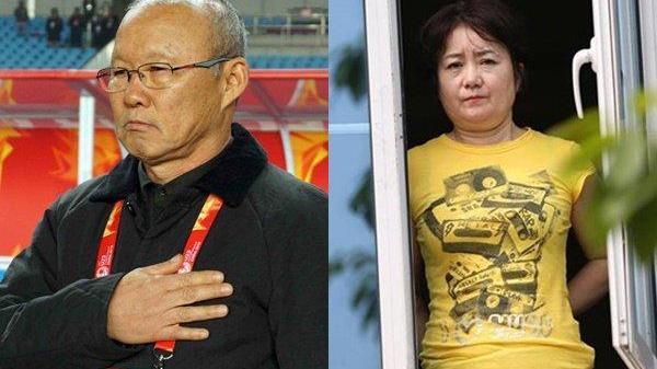 Bà Park - vợ HLV Park Hang-seo: Người phụ nữ thầm lặng đứng sau thành công của U23 Việt Nam