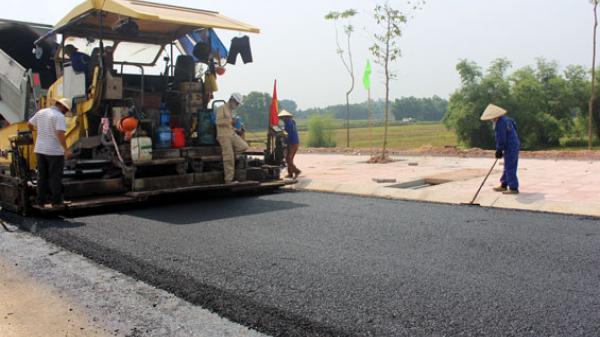 Thái Nguyên: Trên 45 tỷ đồng xây dựng đoạn đường Thống Nhất