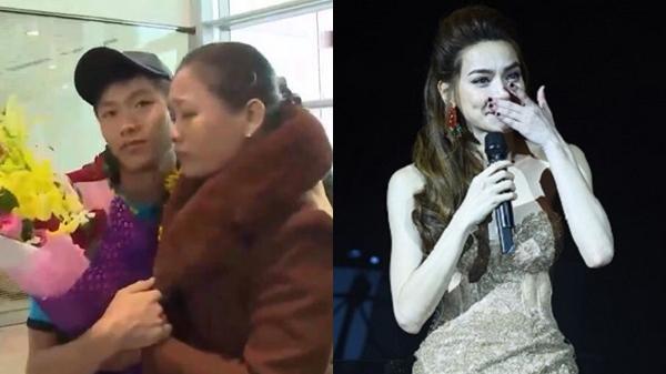 Phan Văn Đức treo status đầu tiên sau khi được chú ý vì bức ảnh lủi thủi bên mẹ, đọc xong ai cũng khóc, Hà Hồ còn phải an ủi thế này