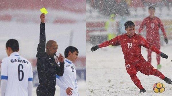Trận chung kết của U23 Việt Nam lẽ ra phải hoãn ở tỷ số 1-1