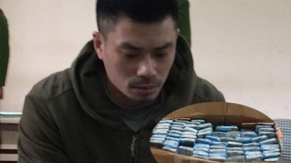 Người đàn ngụ Thái Nguyên vận chuyển hàng trăm bánh heroin tinh vi trên xe tải lĩnh án tử