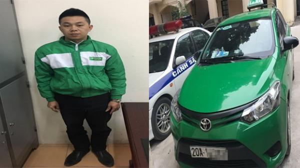 Bắt khẩn cấp lái xe taxi quê Thái Nguyên chống người thi hành công vụ
