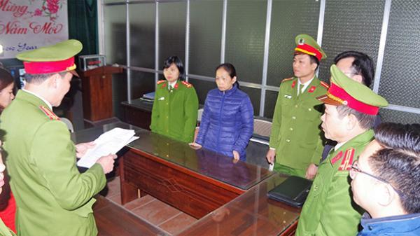 Khởi tố thêm 2 đối tượng trong vụ án xảy ra tại Cty CP Giống cây trồng Thái Nguyên