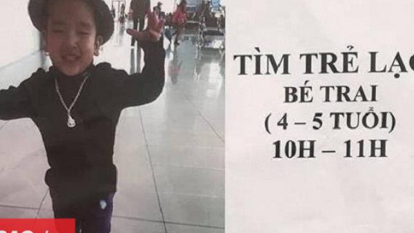 Thái Nguyên: Bé trai 5 tuổi cầm theo điện thoại iPhone 7 rời khỏi nhà mất tích