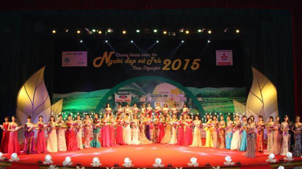 """Thái Nguyên: Chuẩn bị tổ chức cuộc thi """"Người đẹp xứ Trà"""""""