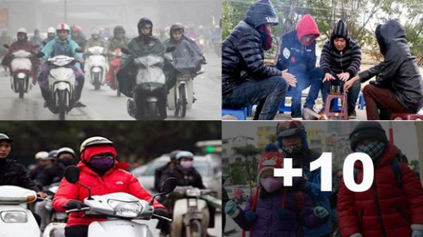 Dự báo thời tiết 22/2: Không khí lạnh tràn về, toàn miền Bắc chuyển rét, vùng núi chuyển rét đậm.
