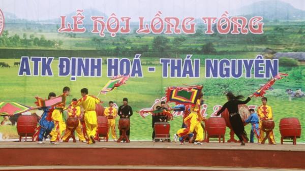 Đặc sắc khai hội Lồng tồng tại Thái Nguyên trong những ngày đầu xuân năm mới