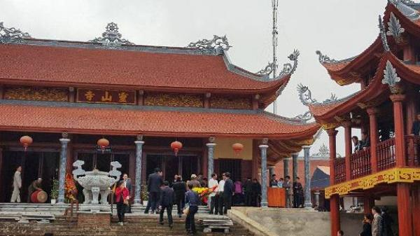 """Đầu năm về với đền Cầu Muối (Thái Nguyên) nổi tiếng linh thiêng """"Cầu gì được đấy – ước thỏa lòng thành"""""""