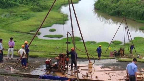 Thái Nguyên: Cấp bách sửa chữa hồ Núi Cốc
