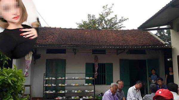 Quá bất ngờ khi về đến quê nội Thái Nguyên của cô gái là nạn nhân bị ca sĩ Châu Việt Cường sát hại