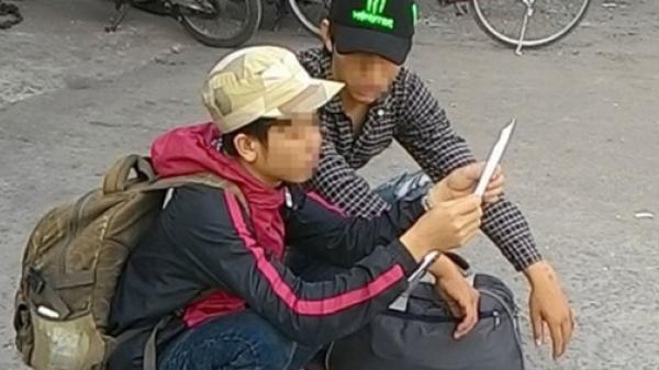 Giải cứu 4 thanh niên bị người đàn ông quê Thái Nguyên lừa đưa sang Trung Quốc