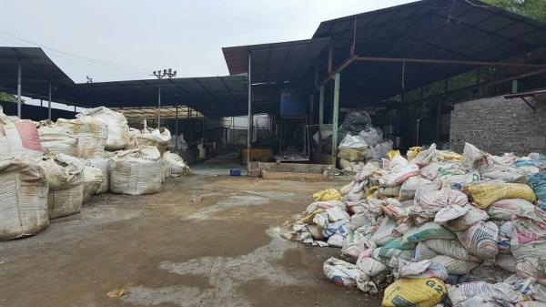 TP. Thái Nguyên: Sản xuất công nghiệp trái phép trong khu dân cư ở phường Tích Lương