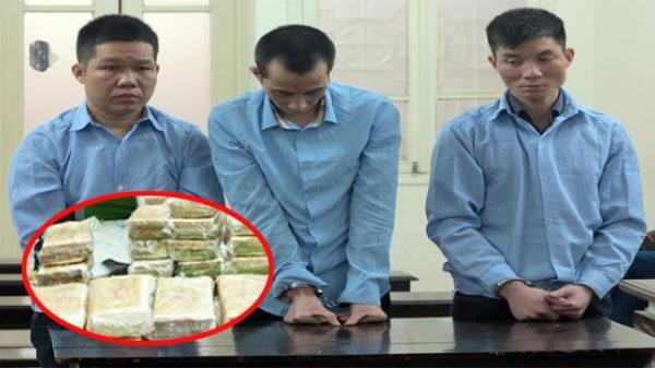 Triệt phá đường dây buôn bán ma túy số lượng khủng, 1 đối tượng quê Thái Nguyên chịu án tử hình