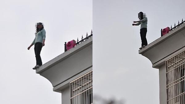 Nhảy lầu tự tử từ tầng 21, cô gái trẻ chỉ để lại 1 câu cho mẹ nhưng cả xã hội phải suy ngẫm