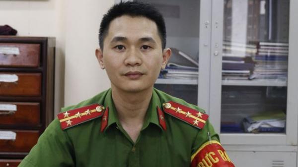 Chân dung cán bộ công an tỉnh Thái Nguyên trả lại 2.000 USD cho người bị mất